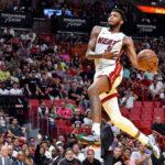 NBA – Derrick Jones tease du très, très lourd pour le Dunk Contest