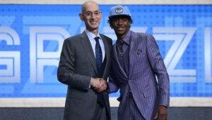 NBA – L'incroyable secret derrière la tenue de Ja Morant le soir de la draft