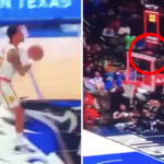 NBA – Le panier impossible de John Collins… qui n'est pas valable