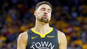 NBA – Klay Thompson avoue être jaloux… d'un coéquipier !