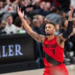NBA – Le génial geste d'Adidas pour fêter la perf folle de Damian Lillard