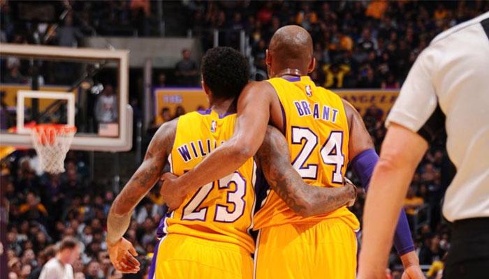 """Lou Williams a sorti la chanson """"24"""" en hommage à Kobe Bryant"""