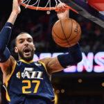 NBA – Les Nuggets agacés par la malice de Rudy Gobert