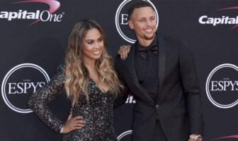Steph Curry et sa femme Ayesha ont fait le buzz avec une photo très hot