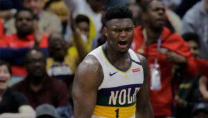 NBA – La stat qui illustre la puissance de Zion dans la peinture