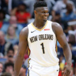 NBA – Zion Williamson réagit à son match référence hier