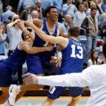 NCAA – Fin de match totalement paranormale entre Duke et North Carolina !