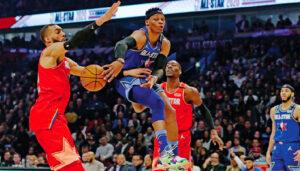 NBA – La réponse factuelle de Russell Westbrook sur la fin du All-Star Game