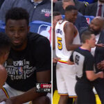 NBA – Russell Westbrook s'embrouille avec plusieurs Warriors et se fait éjecter !