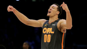 NBA – Aaron Gordon réagit a froid sur le Dunk Contest pour la 1ère fois