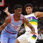 NBA – Énorme coup de chaud et première all-time pour le Français Adam Mokoka !