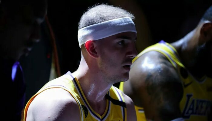 NBA – Alex Caruso secoue la Lakers Nation avec son message d'adieu