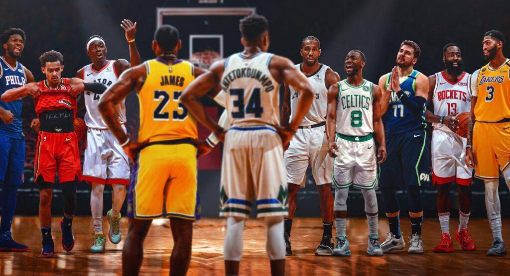La Draft du All-Star Game a eu lieu !