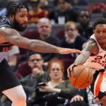 NBA – Les débuts chaotiques d'Andre Drummond avec Cleveland