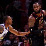 NBA – LeBron James réagit au trade d'Andre Iguodala
