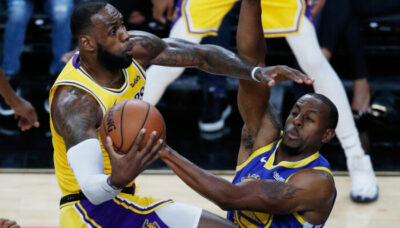 NBA – L'avertissement cash d'Andre Iguodala au Heat sur LeBron James