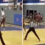 High School – L'énorme dunk d'Antoine Parker par-dessus son défenseur
