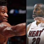 NBA – Jimmy Butler réagit au trade d'Andre Iguodala
