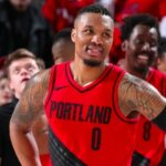 NBA – Damian Lillard sauve la maison d'un fan, sa réaction épique