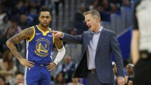 NBA – Steve Kerr sur D-Lo : « Pour être honnête, le fit était douteux »