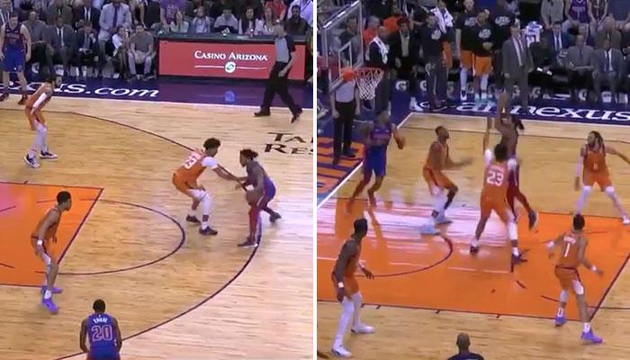 Vintage Derrick Rose climatise les Suns à 10 secondes du buzzer