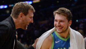 NBA – Luka Doncic tape un énorme record de Dirk… en 10 fois moins de temps !