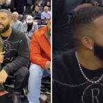 NBA – Ingérable, Drake trolle les Bucks et trash-talke Giannis