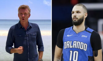 Denis Brogniart Koh Lanat Evant Fournier NBA