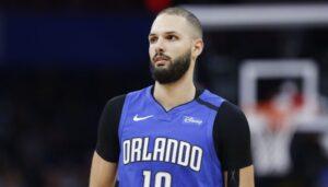 NBA – Evan Fournier donne son avis sur le vaccin, des fans s'emportent