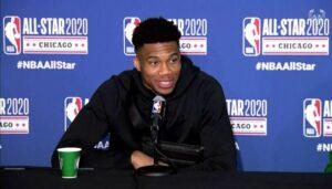 NBA – Giannis vient-il de donner un énorme indice sur sa prolongation ?
