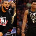 NBA – Giannis réagit sèchement aux trolls de Drake face à la presse