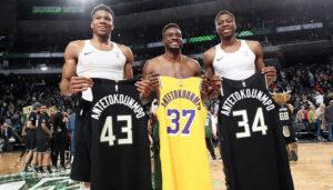 NBA/Betclic Elite – L'ASVEL chipe Kostas Antetokounmpo aux Lakers !