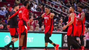 NBA – Pourquoi les Rockets possèdent la «meilleure mauvaise défense» all-time