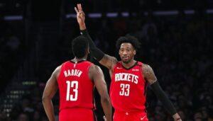 NBA – Les deux éléments qui pourraient faire des Rockets un sérieux candidat au titre