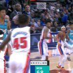 NBA – Quand Ja Morant feinte… le caméraman