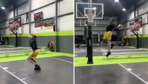 Divers/NBA – Jordan Southerland claque un dunk hallucinant, les internautes trollent Wade