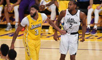 Anthony Davis revient sur la signature de Kawhi Leonard aux Clippers