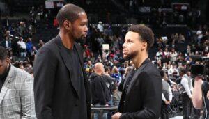 NBA – Kevin Durant évoque ses étonnants rapports avec les Warriors