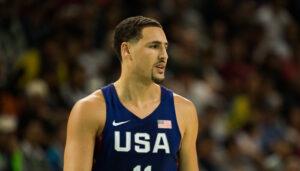 NBA – Verra-t-on Klay Thompson sous le maillot de Team USA cet été ?