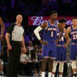 NBA – Grand ménage, les Knicks se séparent de 5 joueurs !