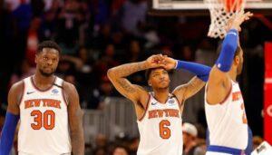 NBA – L'intérieur star que surveillent les Knicks