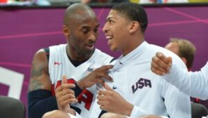 NBA – La géniale première phrase de Kobe Bryant sur Anthony Davis