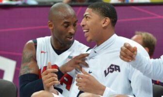 Quand Anthony Davis se prenait un savon de la part de Kobe