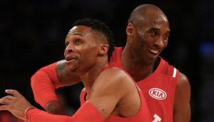 NBA – Le bel hommage de Westbrook pour Kobe, Duncan et Garnett