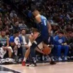 NBA – Kristaps Porzingis victime d'un terrible manque de respect