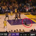 NBA – Le cross assassin de LeBron dans le money-time sur Trevor Ariza… sans panier
