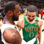 NBA – Jayson Tatum rejoint LeBron dans l'histoire avec le succès des Celtics !