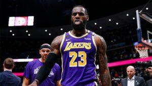 NBA – Le domaine où LeBron écrase Jordan, Bird et Magic réunis !