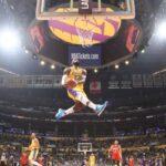 NBA – Les 5 meilleurs dunks en carrière de LeBron James