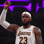 NBA – LeBron se félicite ouvertement du succès d'une équipe de l'Est